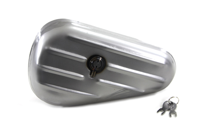 Oval Right Side Raw Tool Box