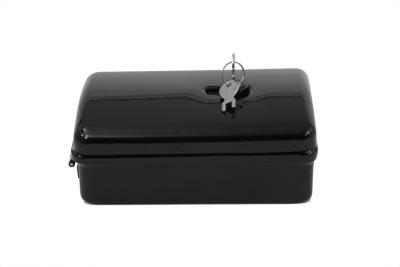 Rectangular Black Tool Box