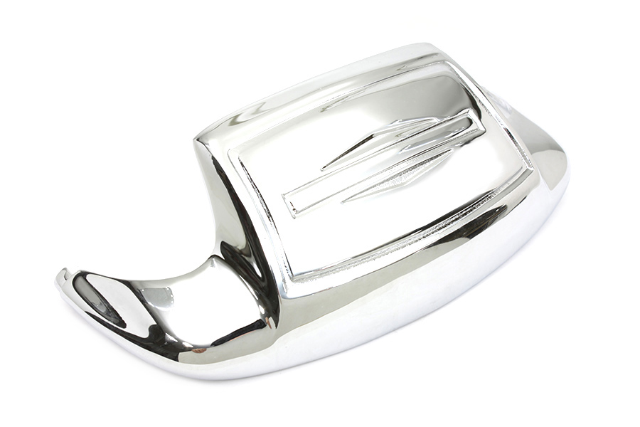 Chrome Front Fender Tip