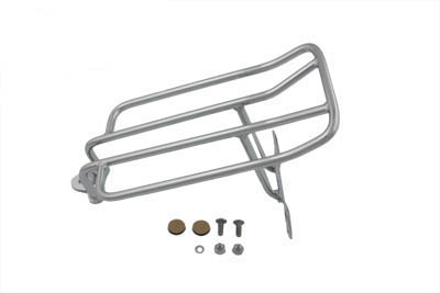 Wyatt Gatling Chrome Luggage Rack