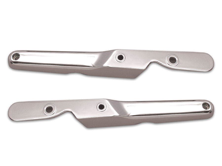 Rear Fender Strut Set Chrome