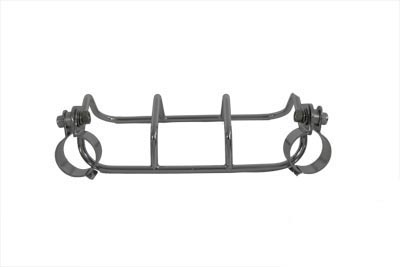 *UPDATE Wyatt Gatling Chrome Front Luggage Rack