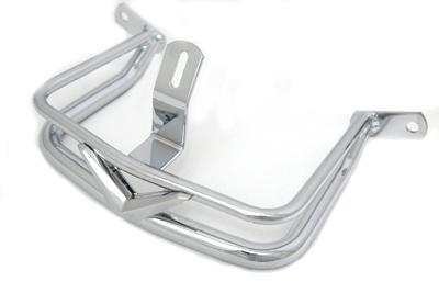Rear Fender Rail Trim