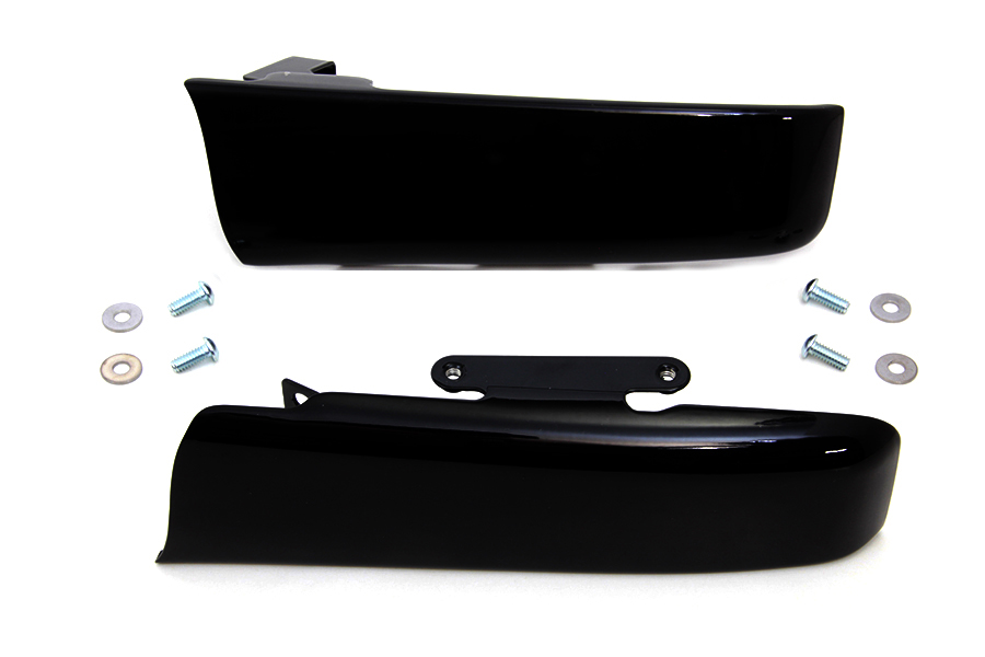 Saddlebag Filler Strap Kit Black