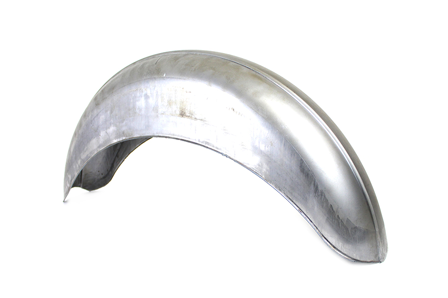 "5"" Ribbed Fender Raw"