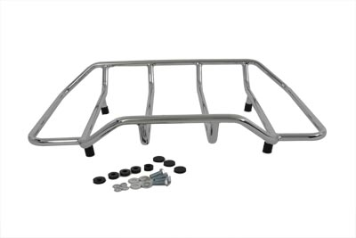 Chrome Touring Luggage Rack