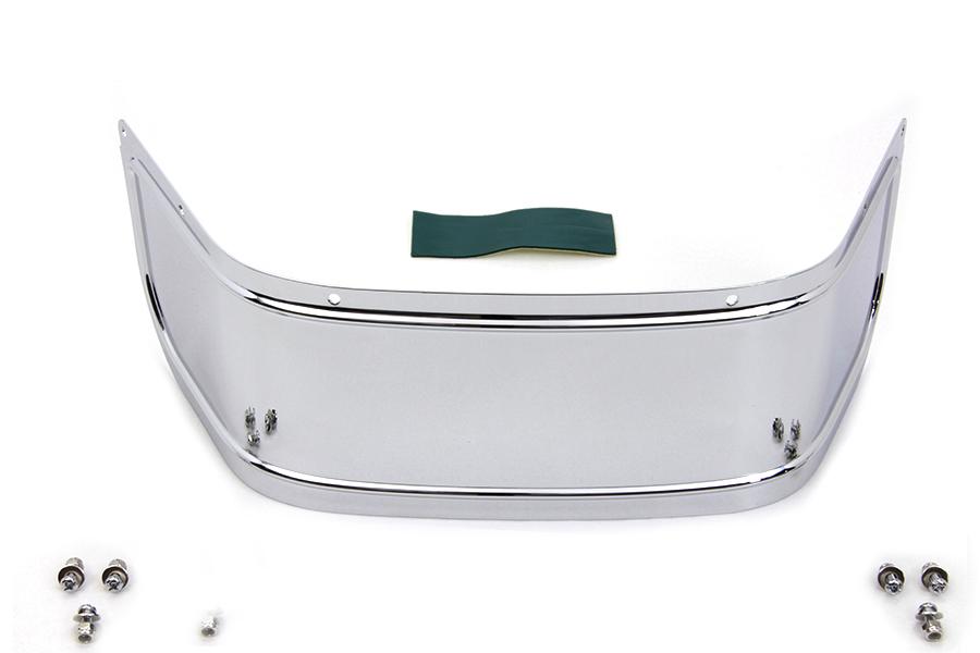 Chrome Front Fender Tip