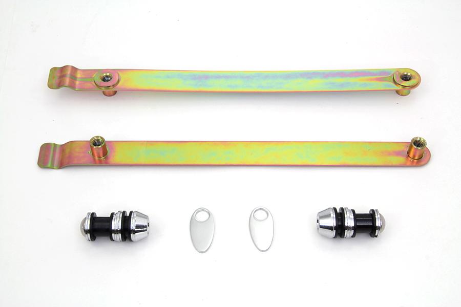 Side Plate Docking Hardware Kit with Brackets