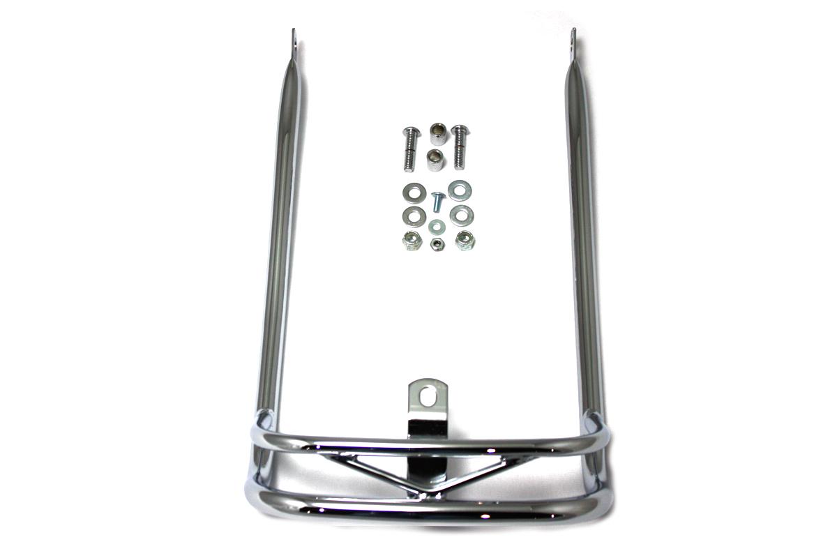 Rear Fender Trim Rail Chrome