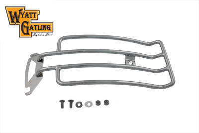 Wyatt Gatling Chrome Contour Luggage Rack