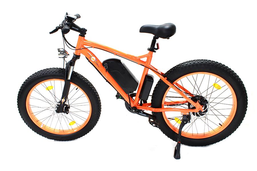 E-Bike 48 Volt 500 Watt