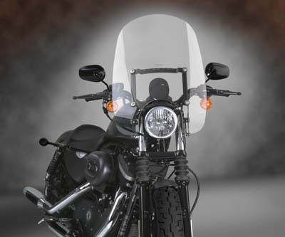 Spartan Quick Release Windshield Clear