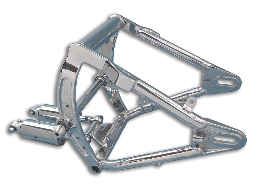 *UPDATE Swingarm and Shock Assembly Chrome