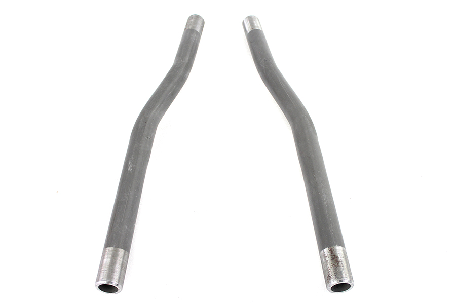 Wishbone Front Frame Tube Set Raw