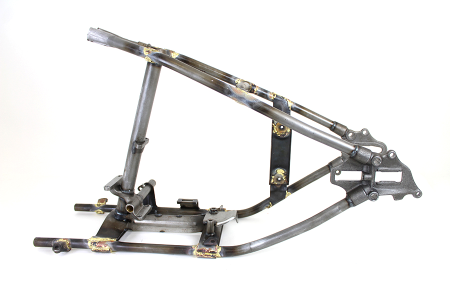Knucklehead Rigid Rear Frame Section