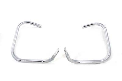 Chrome Rear Engine Bar Set
