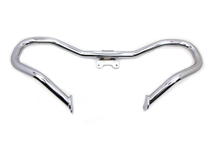 Chrome Chopped Front Engine Guard