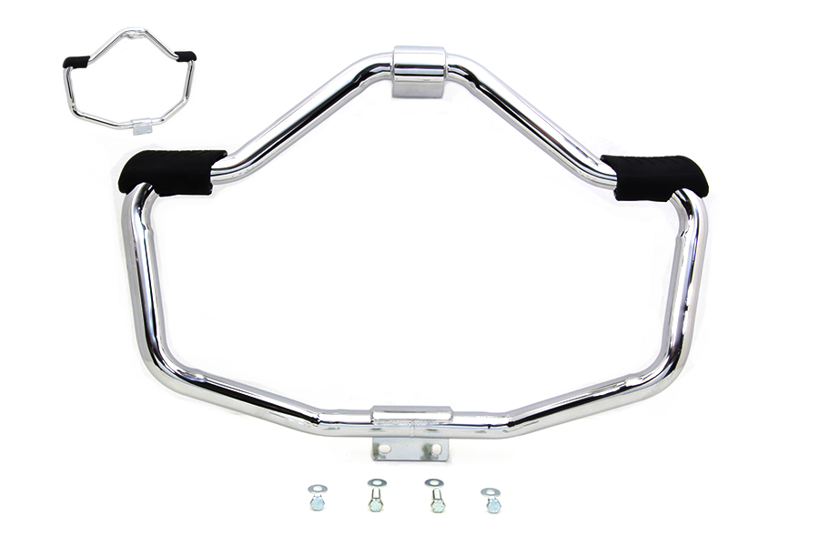 Front Engine Guard Chrome