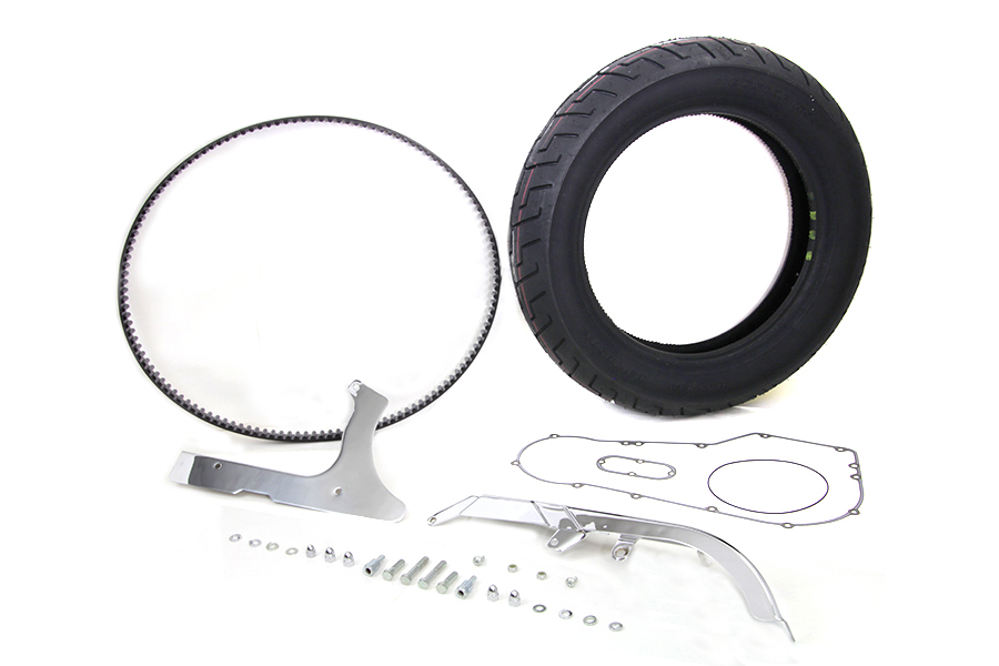 "*UPDATE 150 X 16"" Wide Style Rear Tire Kit"
