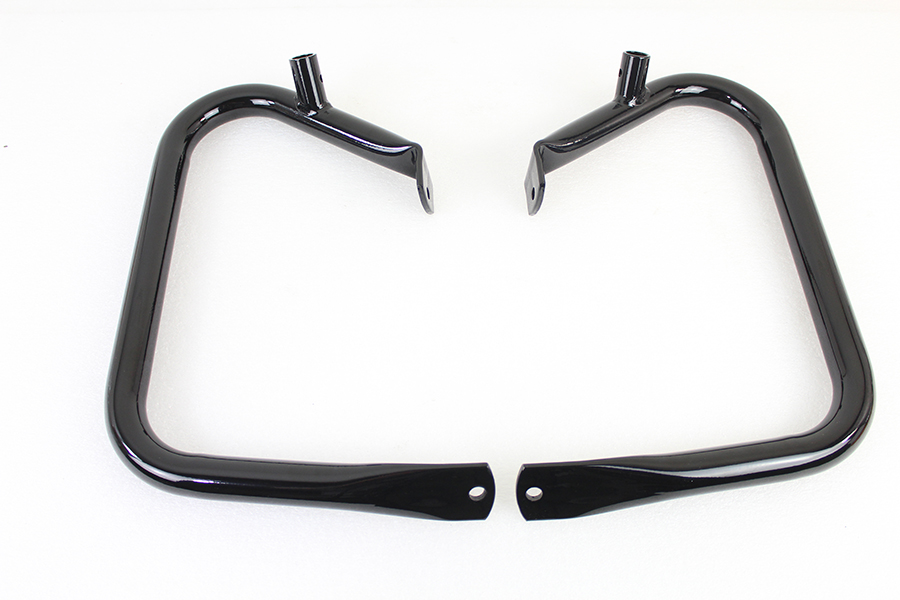 Black Rear Buffalo Engine Bar Set