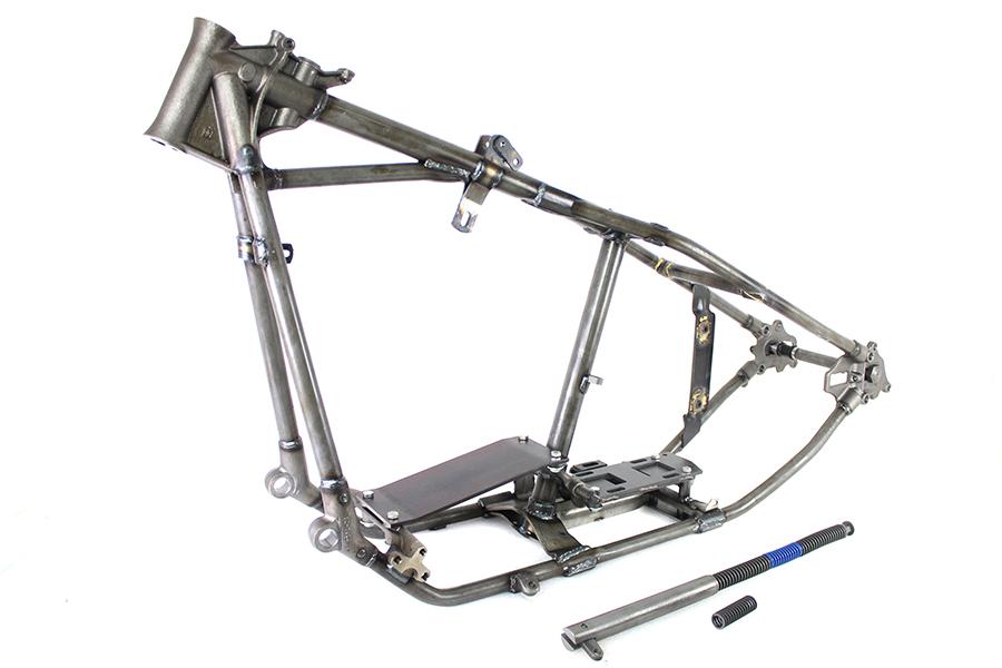 "Replica ""HM"" Knucklehead 28° Rake Frame"
