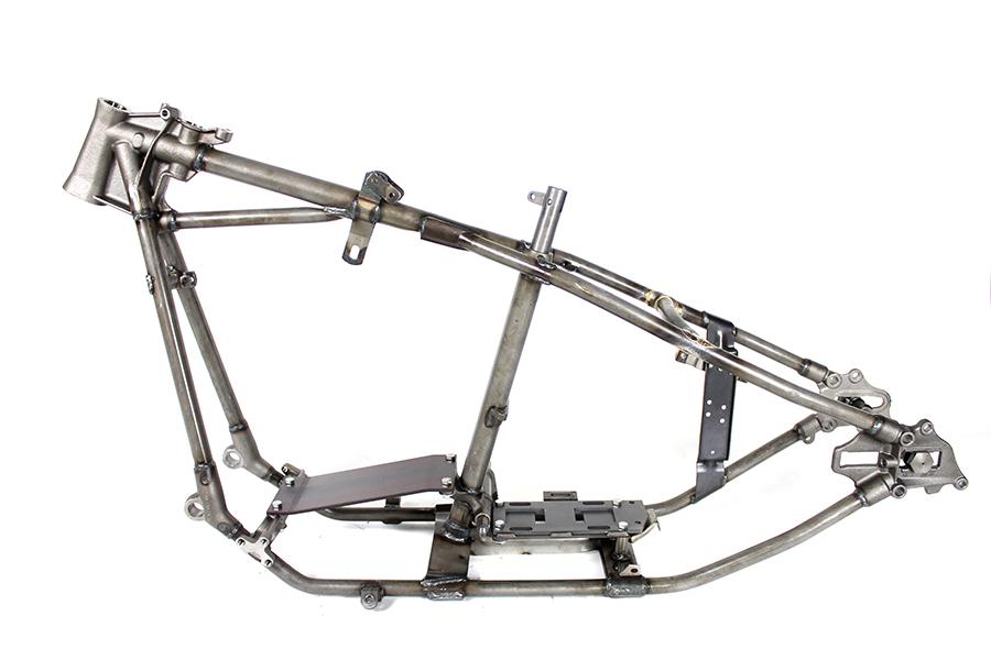 "Replica ""HM"" Knucklehead 30° Rake Frame"