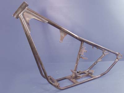*UPDATE Tall Chopper Rigid Frame