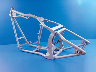 *UPDATE 250 Softail Pro Street Frame with Swingarm