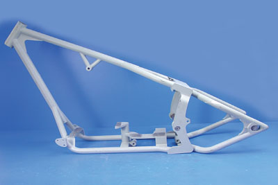 *UPDATE 250 FXST Chopper Frame with Swingarm