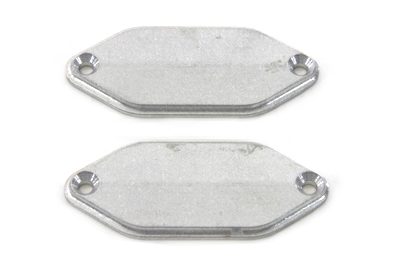 *UPDATE Rear Axle Frame Plate Cover Aluminum