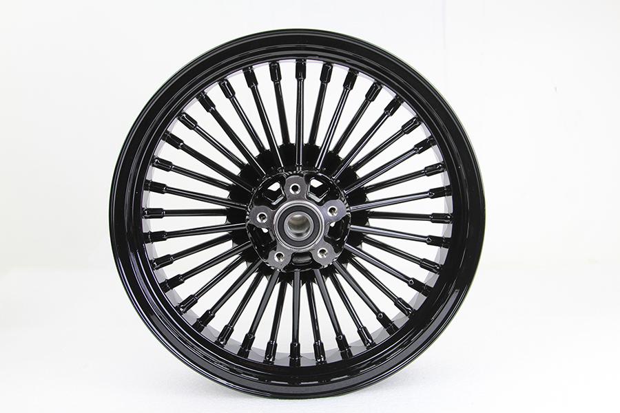 """16""""x 3.5"""" x 36 Spoke Uni-Wheel Black"""