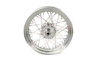 """*UPDATE 15"""" Rear Spoke Wheel"""