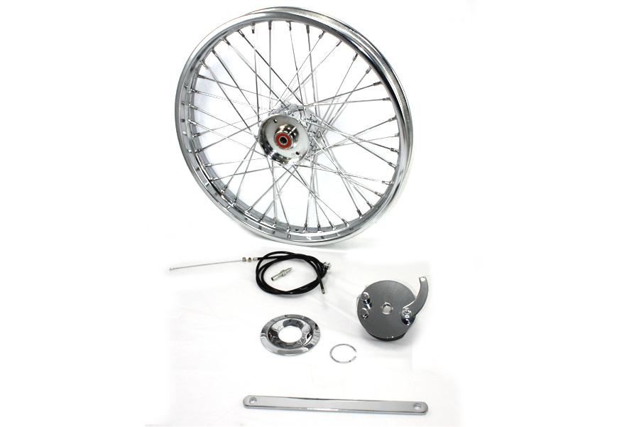 "21"" Mini Brake Wheel"