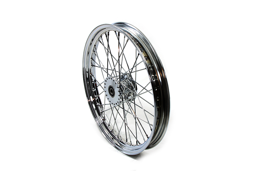 "21"" x 2.15"" Spool Front Wheel"