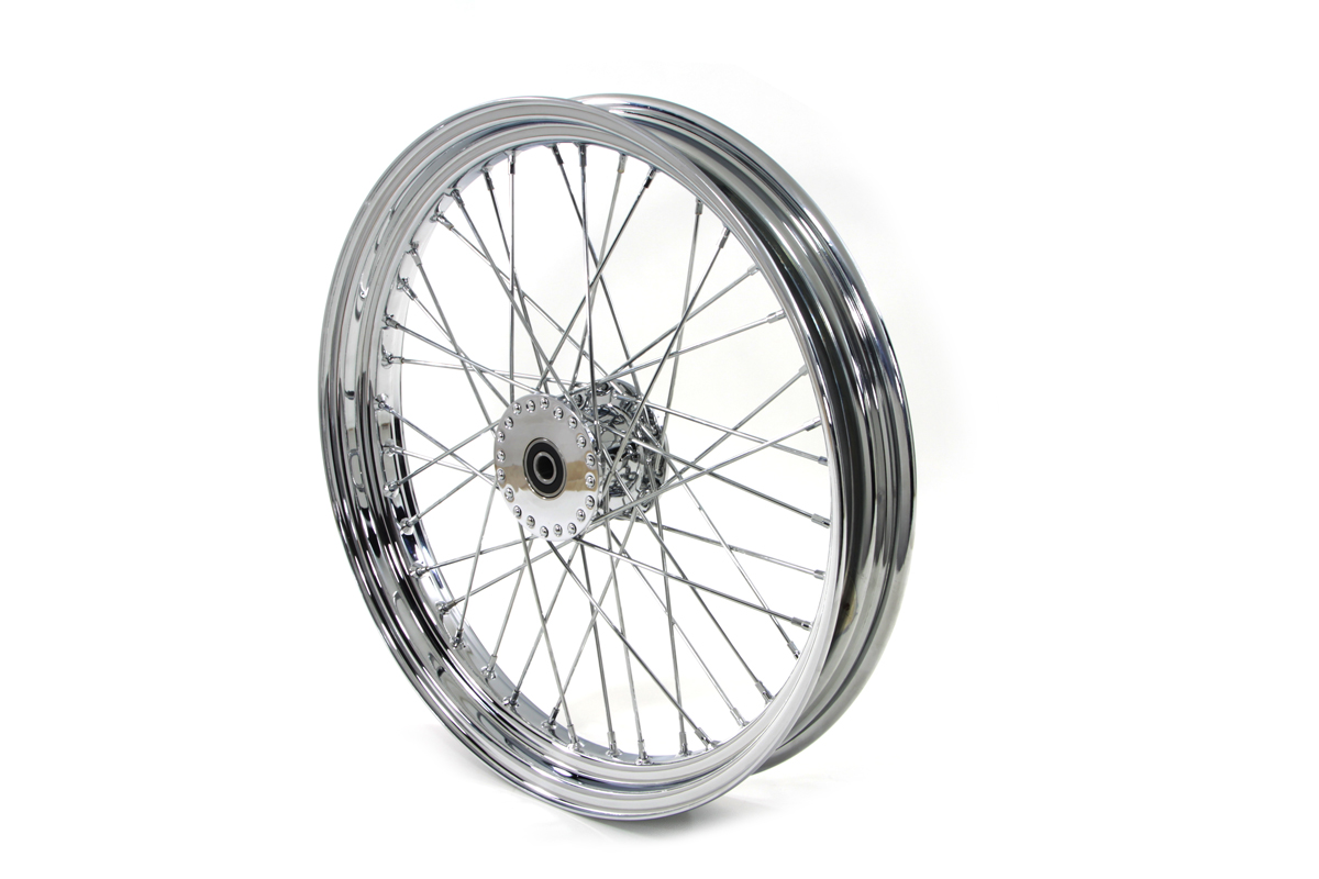 "23"" x 3"" Spool Front Wheel"