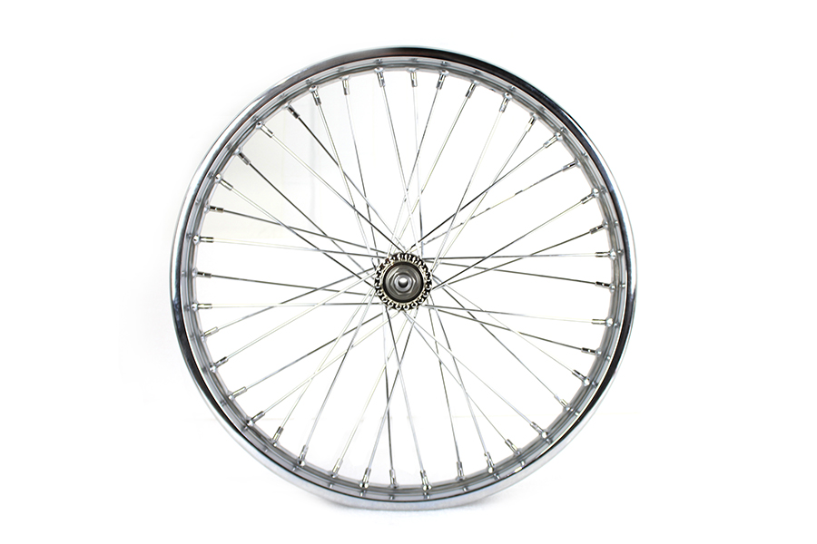 "TT 21"" x 1.85"" Spool Front Wheel"
