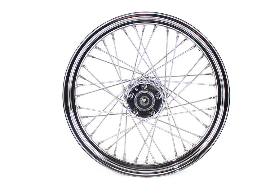 "19"" x 3.00"" Rear Flat Track Wheel"