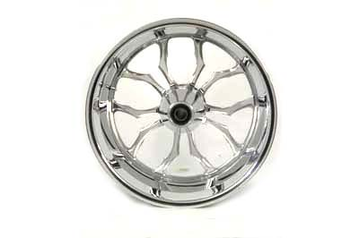 "*UPDATE 17"" Billet Rear Wheel 1"" Bearings Included"