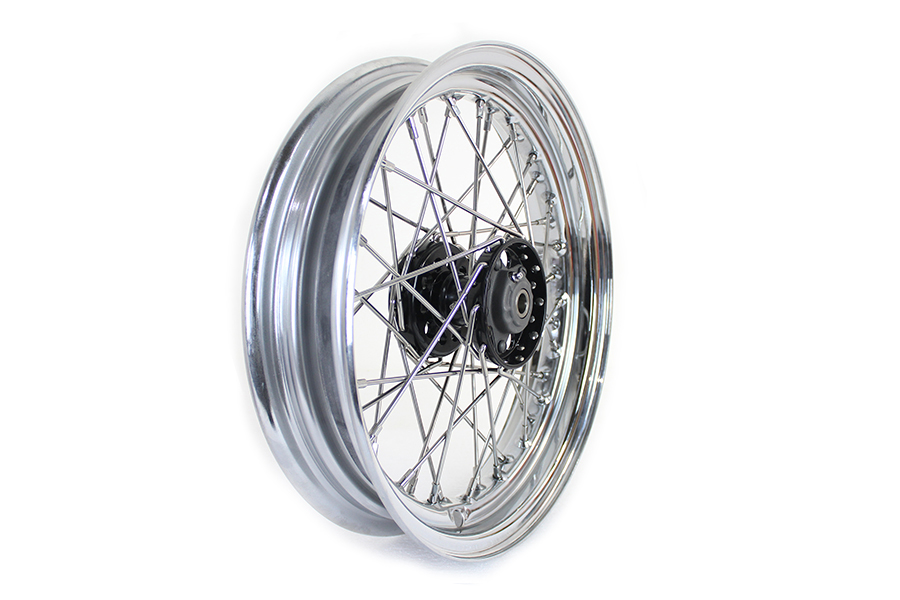 "16"" F-H Style Star Hub Wheel Chrome"