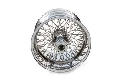 """*UPDATE 17"""" Rear Spoke Wheel"""
