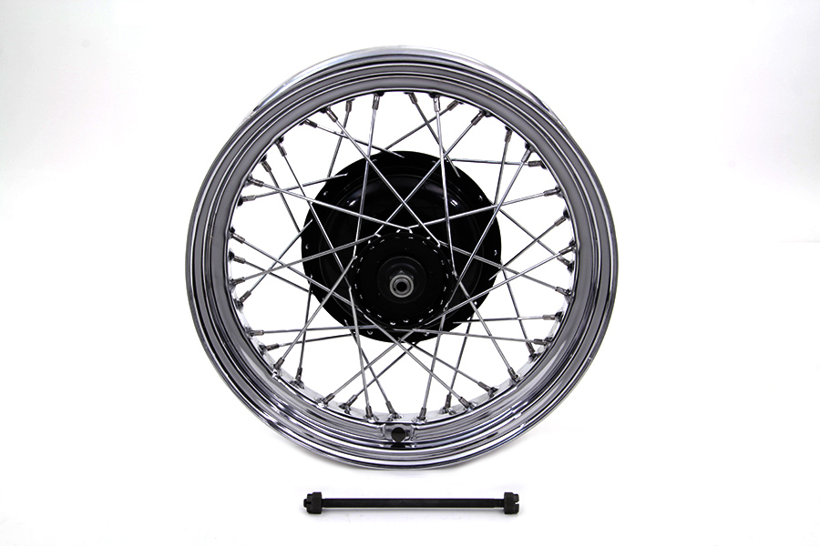 "45"" WL 16"" Front Wheel Assembly"