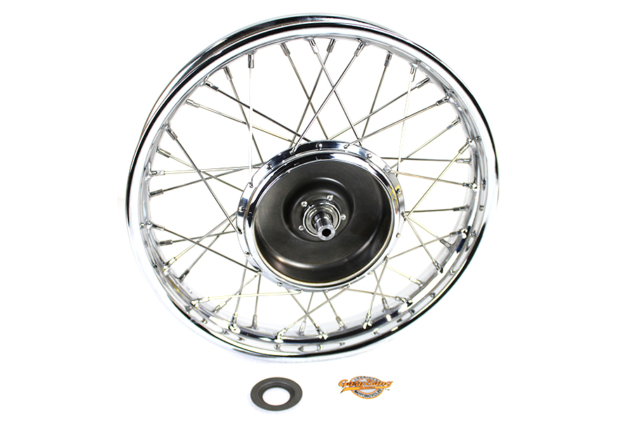 """18"""" Front Wheel Assembly"""