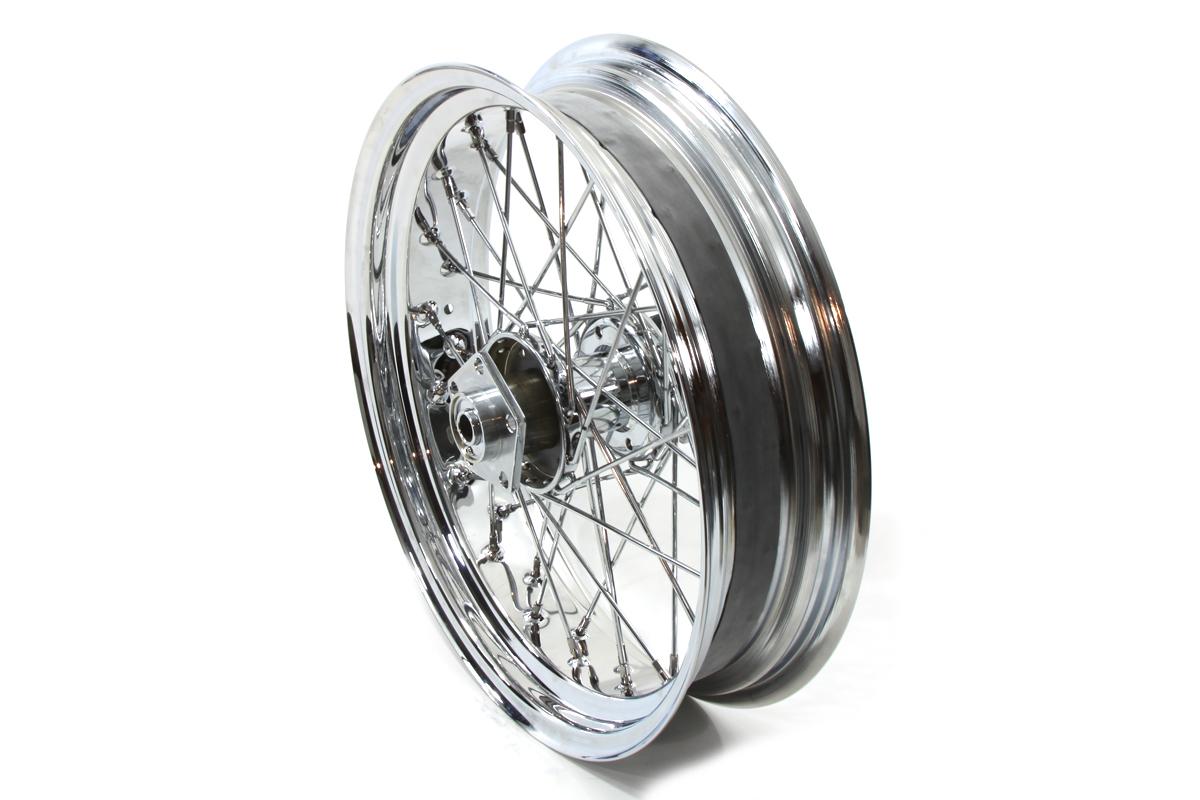 """18"""" Replica Rear Spoke Wheel"""