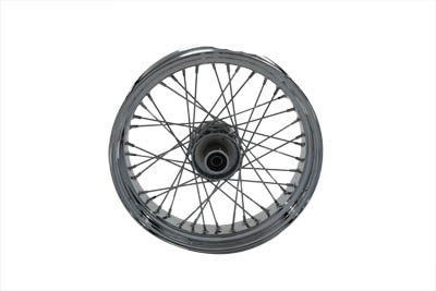 "18"" Replica Front Spoke Wheel"