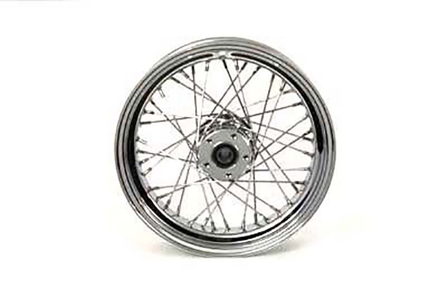 "18"" Rear Spoke Wheel"
