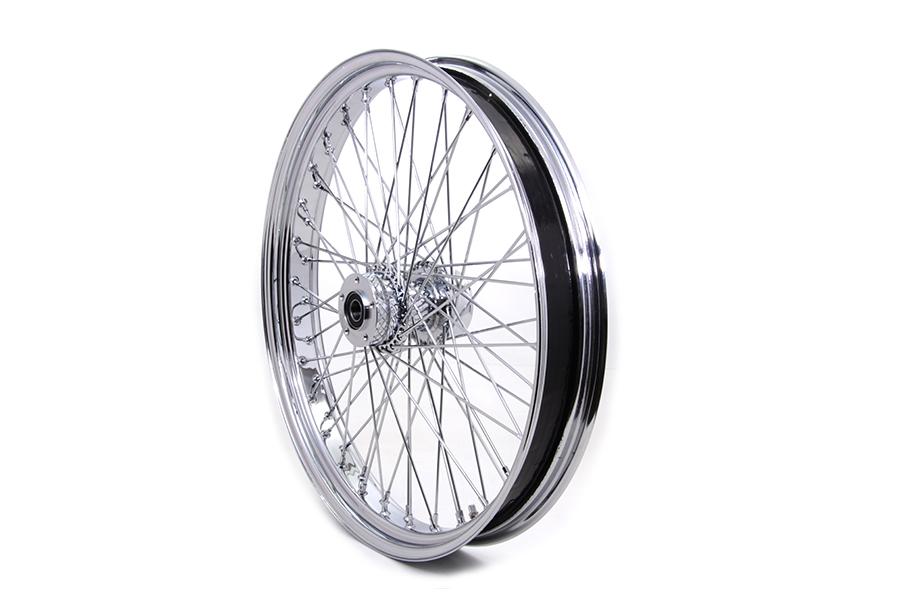 "*UPDATE 26"" Front Spoked Wheel"