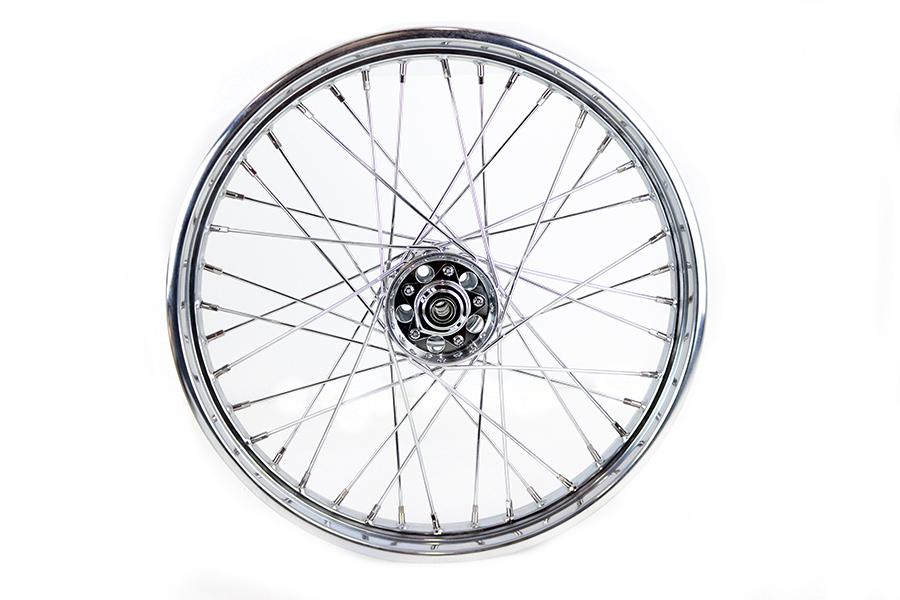 """21"""" Timken Bearing Star Hub Front Spoke Wheel"""