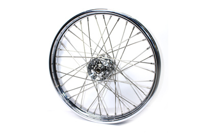 "21"" Replica Front Spoke Wheel"