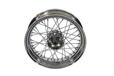 "16"" Replica Rear Spoke Wheel"