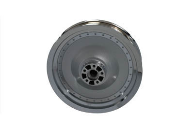 "*UPDATE 16"" Rear Cast Wheel Spun Style Polished"